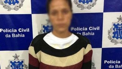 Photo of #Bahia: Esposa do líder da quadrilha que roubou banco em Boa Nova é presa