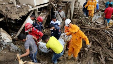 Photo of #Mundo: Sobe para 254 o número de mortos em consequência das enchentes na Colômbia