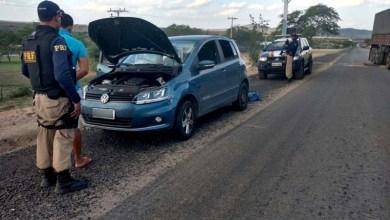 Photo of Chapada: Membros de quadrilha de roubo de pneus são presos pela PRF na região de Itaberaba