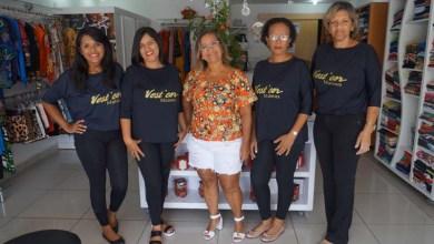 Photo of Itaberaba: Lançamento da coleção Outono/Inverno da Vest'Cor Maison movimenta o mercado de moda