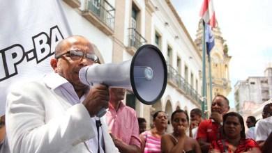 """Photo of #Bahia: """"Artistas merecem reconhecimento e atenção durante pandemia"""", diz Suíca ao cobrar benefício"""