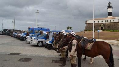 Photo of Operação Tiradentes na Bahia contará com mais de 7,8 mil policiais militares