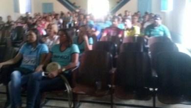 Photo of Chapada: Professores municipais de Ituaçu se queixam de problemas em reunião