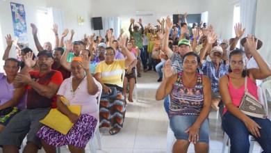 Photo of Chapada: Trabalhadores rurais de Boa Vista do Tupim aprovam contas e debatem Reforma da Previdência