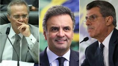 Photo of Ministro Fachin envia inquéritos contra Aécio, Jucá e Renan para a Polícia Federal