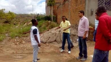 Photo of Chapada: Trabalho de recuperação de Itaberaba é intensificado pela prefeitura
