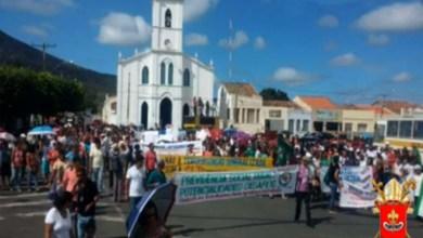 Photo of Chapada: Manifestação contra as reformas do governo federal acontece em Ruy Barbosa