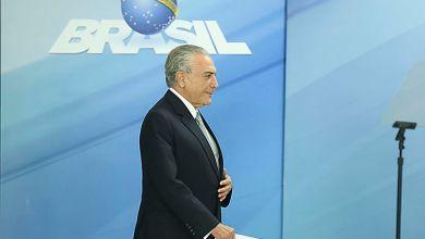 """Photo of #Brasil: Planalto emite nota e diz que """"querem tirar Temer da vida pública"""" com Operação Skala"""
