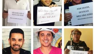 Photo of Forrozeiros aderem à campanha iniciada por Elba Ramalho contra sertanejos no São João