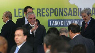 Photo of #Brasil: Temer recebe notificação oficial da Câmara sobre denúncia da PGR