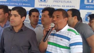 Photo of #Salvador: Vereador Sabá conquista requalificação asfáltica do Alto do Peru