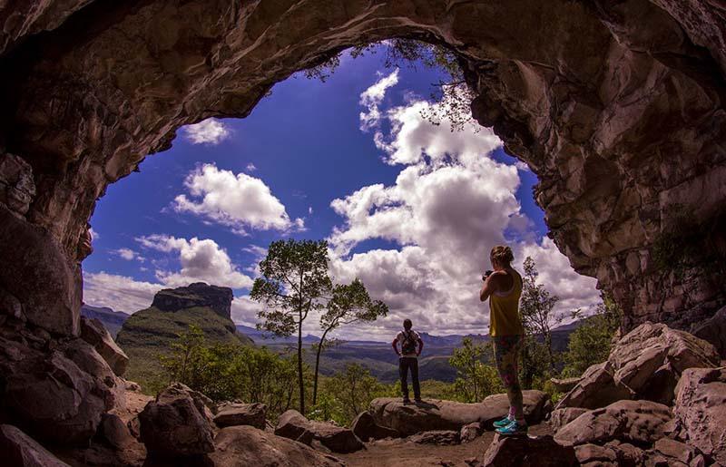 Vale do Pati encanta andarilhos durante todo o ano na Chapada Diamantina; confira imagens