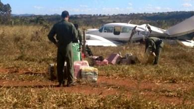 Photo of Piloto de avião com 600 quilos de cocaína diz que informou plano de voo falso à FAB