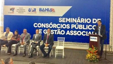 Photo of Chapada: Ricardo Mascarenhas defende consórcios públicos em seminário na capital