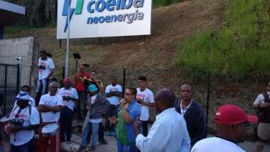 Photo of #Salvador: Terceirizados param atividades na Coelba e reivindicam reajuste salarial