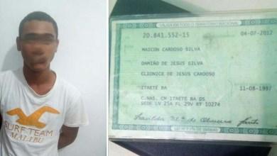 Photo of Chapada: Polícia prende suspeito de homicídio em Ibicoara na região de Itaetê
