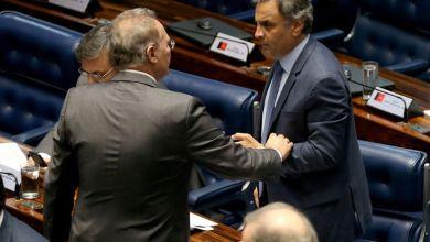 Photo of Senadores aprovam pedido para que plenário revise decisão do STF sobre Aécio Neves