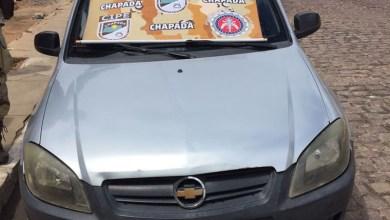 Photo of Chapada: Policiais da Cipe prendem homem com carro roubado em Marcionílio Souza
