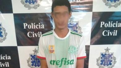 Photo of Chapada: Polícia prende traficante com maconha e crack no município de Utinga