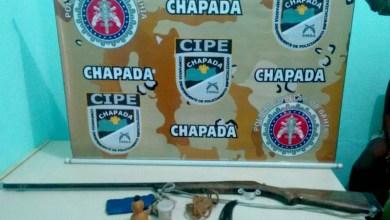 Photo of Chapada: Operação conjunta prende homem que atirou contra guarnição da polícia militar em Itaetê