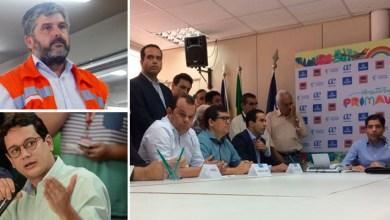 Photo of #Salvador: ACM Neto anuncia quem comanda a Codesal temporariamente após prisão de Gustavo Ferraz