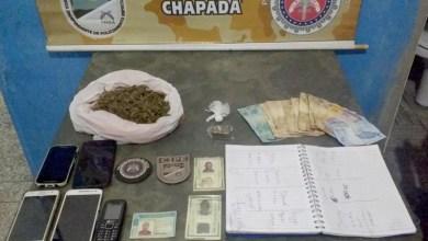 Photo of Chapada: Alvo prioritário da SSP, líder de tráfico na capital é capturado pela Cipe-Chapada em Iaçu