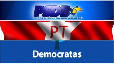Photo of #Brasil: DEM empata com PT, e PSDB vence em rejeição a partidos em todo país