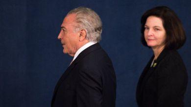 Photo of #Polêmica: Procuradora-geral indicada por Temer pede a inclusão dele em investigação no STF sobre Odebrecht