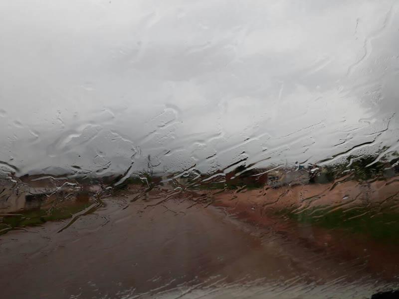 Municípios da região da Chapada Diamantina registram mais de 16 horas de chuvas