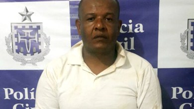 Photo of Chapada: Polícia prende traficante que responde a oito processos criminais em Iraquara