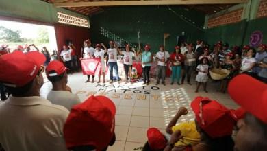 Photo of Chapada: MST faz homenagem ao líder Márcio Matos e rebatiza assentamentos em Iramaia