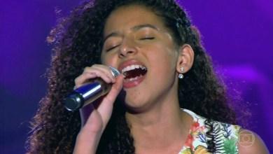Photo of Chapada: Cantora de Barra do Mendes se destaca no The Voice Kids e passa de fase