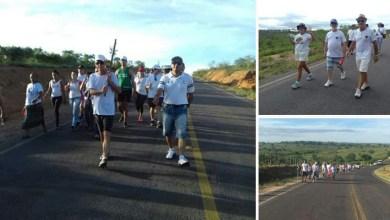 Photo of Itaberaba: Lions Clube realiza a terceira Caminhada ao Santuário de Maria Milza no dia 30 de março