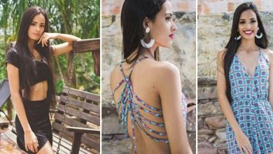 Photo of Jovem de Seabra representa a região da Chapada Diamantina em concurso de beleza