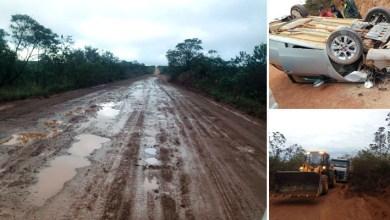 Photo of Chapada: Populares reclamam da precariedade de estrada que liga Piatã a Inúbia e cobram do governo