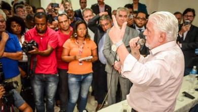 Photo of #Vídeos: Jaques Wagner afirma nunca ter recebido, nem pedido propina após acusações da PF