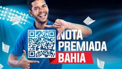 Photo of Primeiro sorteio da Nota Premiada Bahia acontece nesta quinta-feira; saiba mais