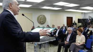 Photo of #Polêmica: Temer diz que pode encerrar intervenção em setembro e votar PEC da Previdência