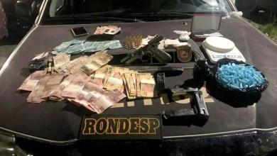 Photo of #Salvador: Casal é preso com granada, R$7 mil em espécie e R$250 mil em depósitos