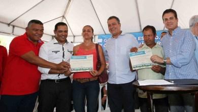 Photo of Chapada: Governo entrega certificados do Cadastro Ambiental Rural a agricultores de Itaetê