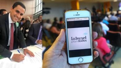 Photo of Chapada: 'Internet para Todos' será oferecido em Itaberaba após assinatura de convênio por gestor