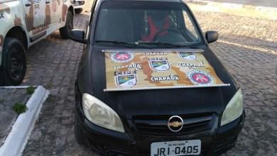 Photo of Chapada: Cipe prende homem dirigindo carro roubado no município de Ruy Barbosa