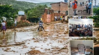 Photo of Chapada: Palmeiras decreta situação de emergência por conta do temporal; deputada declara apoio