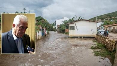Photo of #Exclusivo: Otto Alencar fala da enchente em Palmeiras e sugere mudar famílias para parte alta