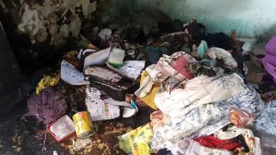 Photo of Chapada: Jovem salva mãe e filha de incêndio no bairro de Félix Tomaz em Jacobina