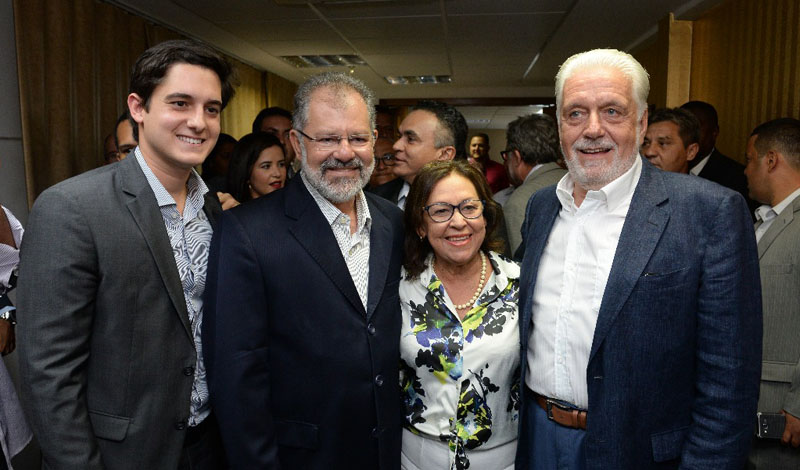 Marcelo Veiga se filia ao PSB e deve se candidatar a deputado estadual no lugar de Marcelo Nilo