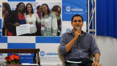 Photo of #Chapada: Prefeito de Itaberaba é escolhido como gestor 'destaque da região'; vice recebe prêmio