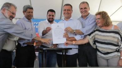Photo of Chapada: Governo autoriza obras na BA-144 e inaugura sistemas hídricos em Várzea Nova; veja fotos