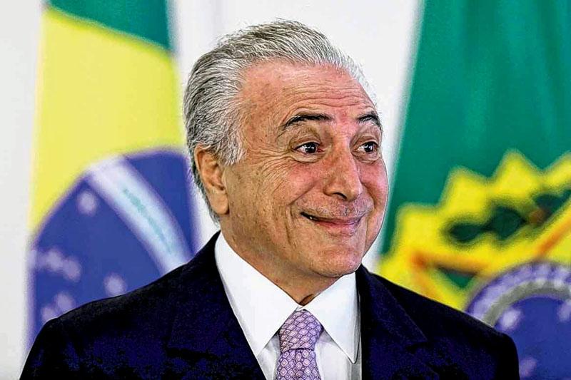 #Urgente: Justiça manda soltar ex-presidente Temer e outros presos na Operação Descontaminação