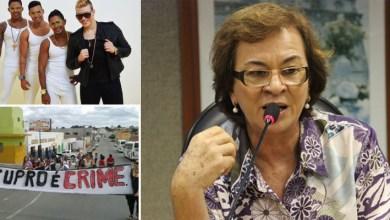 Photo of Chapada: Libertação de ex-integrantes da New Hit condenados por estupro indigna deputada